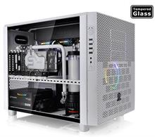Thermaltake Core X5 Tempered Glass Snow Edition Cube Case